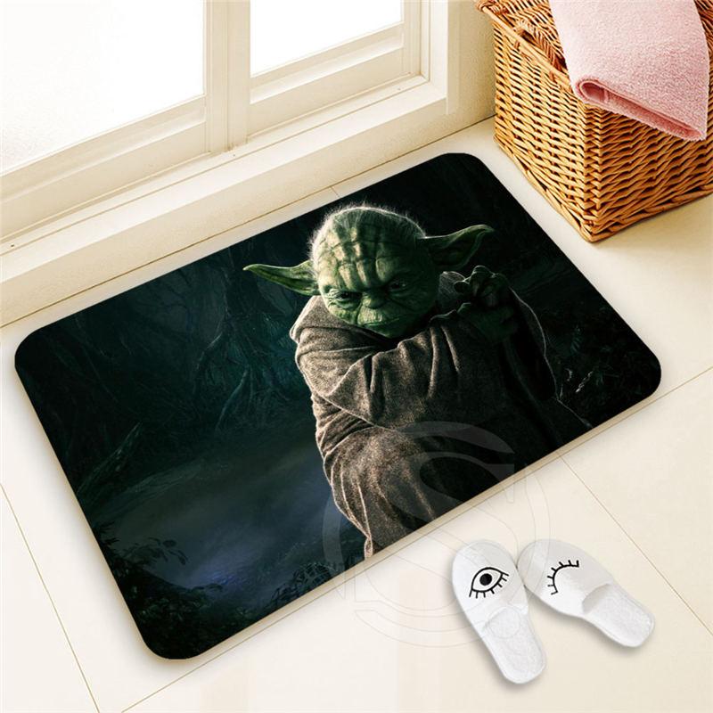 Personalized Custom Star Wars Doormat Home Decor 100