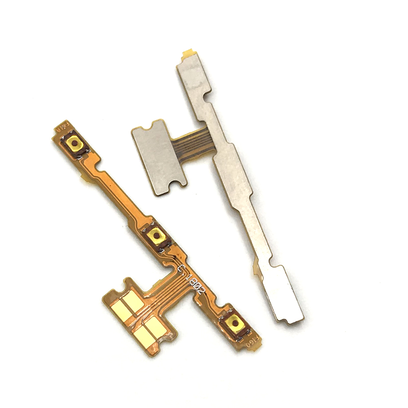 For Huawei P Smart Enjoy 7S Power On Off Volume Camera Switch Side Button Keypad Flex Ribbon Cable REPAIRE PART
