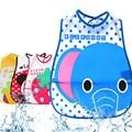 New Design Baby Feeding Bibs Baby Bibs Waterproof Silicone Feeding Baby Saliva Towel Newborn Cartoon Waterproof Aprons Baby Bibs