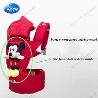 Disney Ergonomische Draagzak Met Pop Sling Rugzak Heupdrager Baby Wrap Sling Pasgeboren Kangoeroe Baby Houder Riem voor Kinderen 1