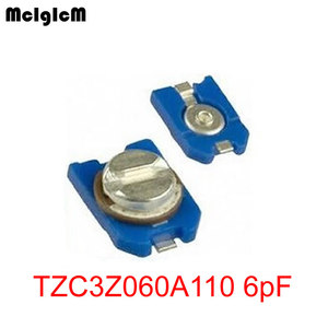 Image 3 - 1000pcs trimmer Adjustable capacitor 3PF 6PF 10PF 20PF 30PF SMD TZC3Z300A110 TZC3Z060A110 TZC3Z030A110 TZC3Z200A110 TZC3Z100A110