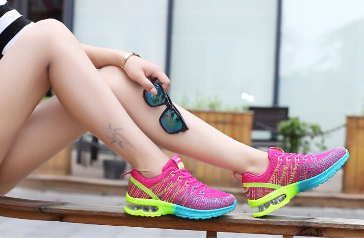 Women's Sneakers Breathable Cushioning Women Running Shoes XYP418 6