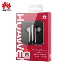 Оригинальные наушники для Huawei am116 металл с Микрофоном Объем Управление для Xiaomi Huawei P7 P8 P9 Lite P10 плюс Honor 5X 6X Коврики 7 8 9