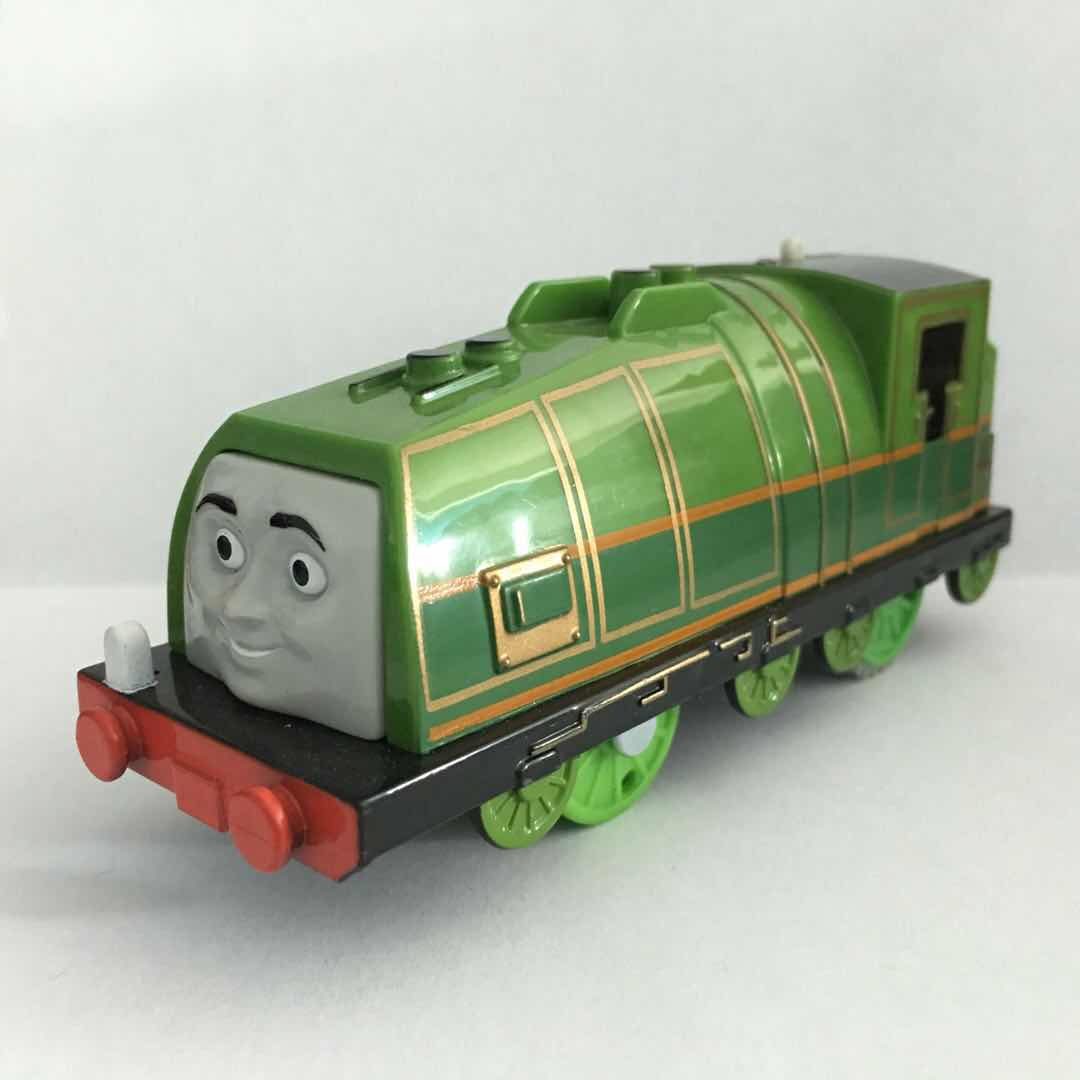 Electric Thomas Train T060E GATOR Thomas And Friends Trackmaster Magnetic Tomas Truck Car Locomotive Engine Railway Toys Boys