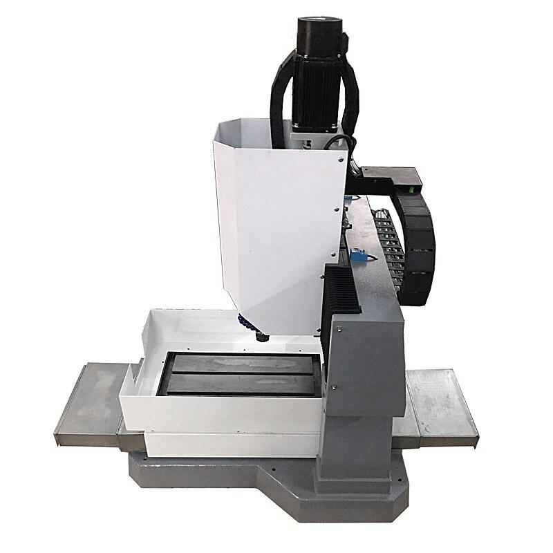 LY CNC 3040 cast iron servo motor 3 axis off line control (2)