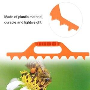 Image 5 - 9 מסגרת כוורת Spacer מסגרת כוורת מרווח כלי גידול דבורים ציוד פלסטיק Apiculture אבזרים