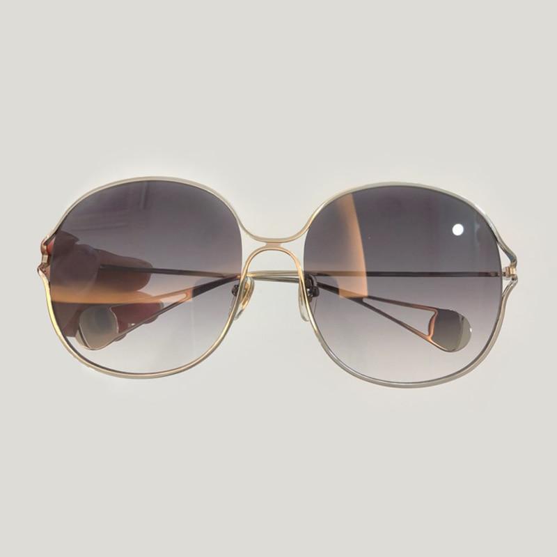 Sunglasses no Box Mit Fashion Schutz Shades 2 no 1 Legierung No no De Sunglasses Rahmen Sol Sunglasses 4 Uv400 no Oculos Sunglasses Retro Feminino 5 Sunglasses Runde Frauen Sonnenbrille 3 W0qUwUTA