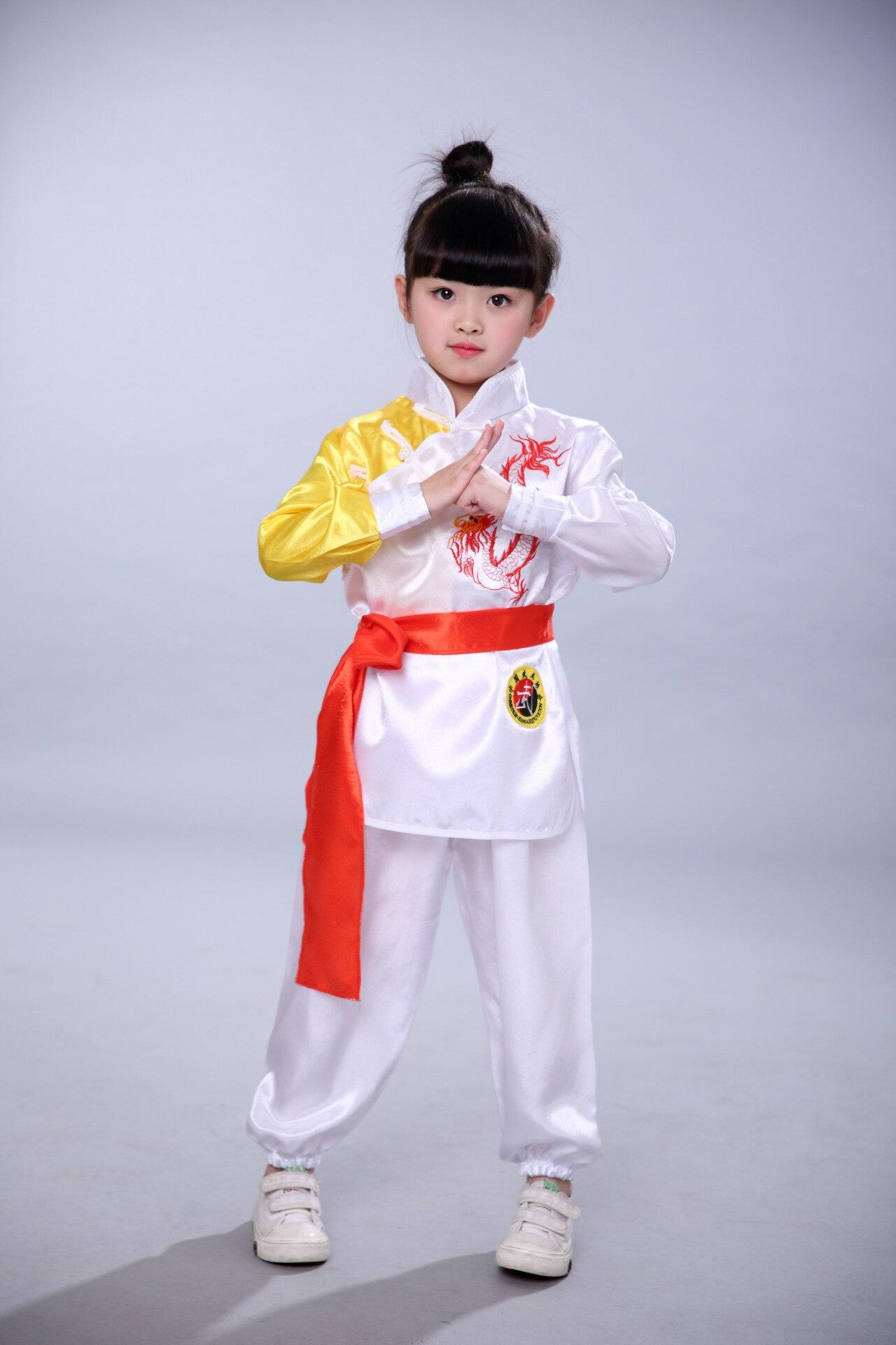 Beladiri Cina : beladiri, Tradisional, Wushu, Pakaian, Untuk, Seragam, Girls, Tahap, Kinerja, Kostum, AliExpress