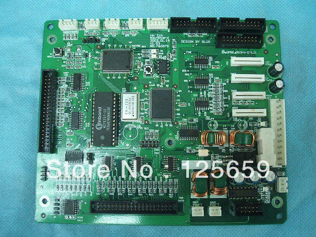 Printer part original Main Board For Infinity/Challenger FY-3312C/3308C/33VC/8320C/8250C/6150C/6180/1504C, ATEXCO aprint-33VCX лодка intex challenger k1 68305