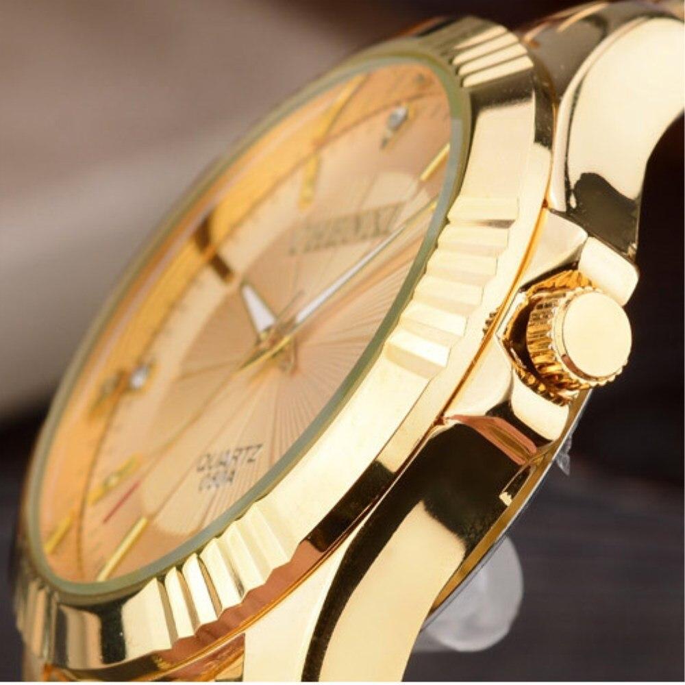 NATATE Χρυσό ρολόι χρυσού μόδας γυναικών - Γυναικεία ρολόγια - Φωτογραφία 5