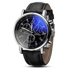 Splendid 2016 luxury brand quartz watch Casual Fashion Leather watches reloj masculino men watch Business Sports Wristwatch