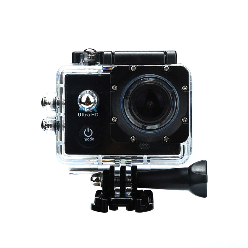 Waterproof Case 4K WIFI Mini Action Cam HD DV Sports Recorder Camera go waterproof pro camera For Windows XP/Vista/os Suppion