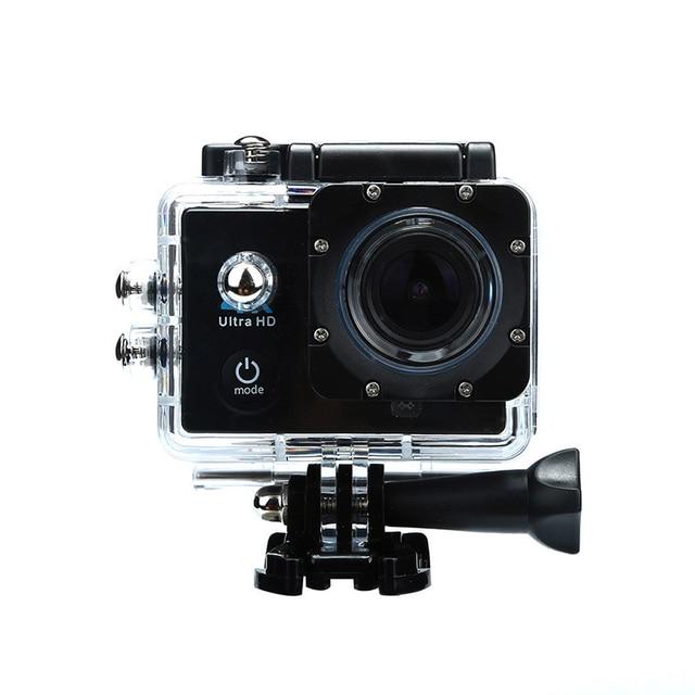 Waterproof Case 4K WIFI Mini Action Cam HD DV Sports Recorder Camera go waterproof pro camera For Windows XP/Vista/os Suppion