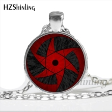 Naruto Shippuden Sharingan Eye Chain Necklaces (17 styles)