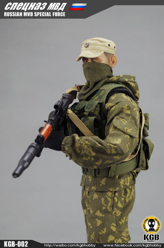 1/6 scale figure doll clothes for 12 Action accessories,Russian MVD Special Force military  include