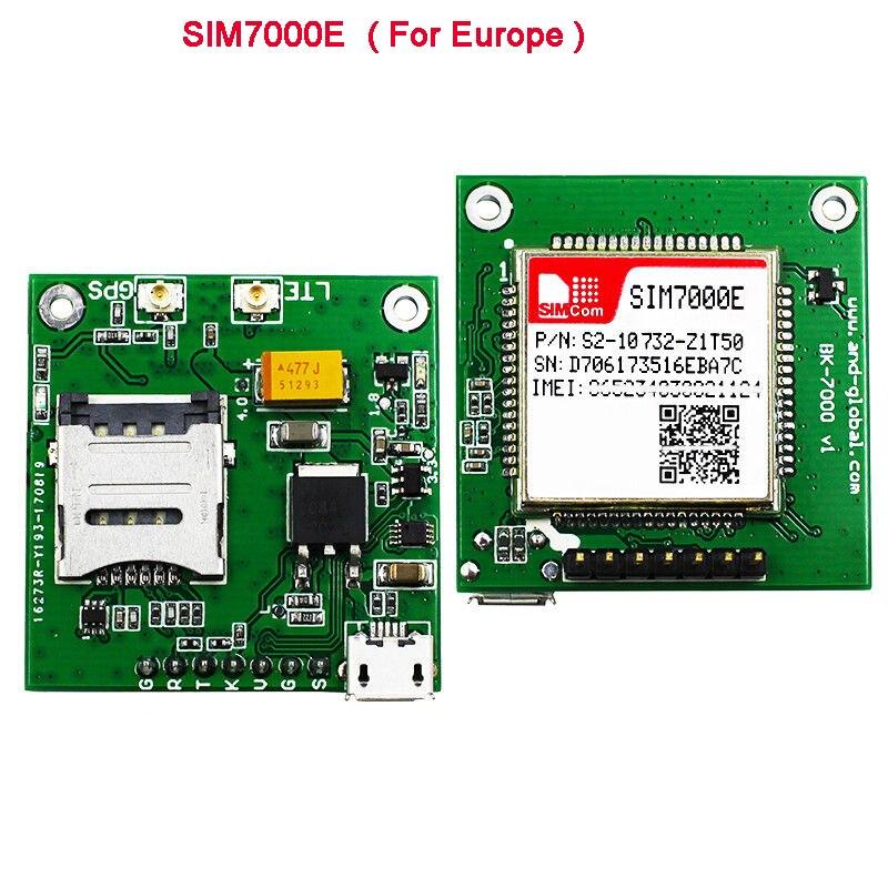 SIM7000E 4G Module Development Kit Quad Band LTE FDD Dual Band GPRS EDGE Module NB IOT