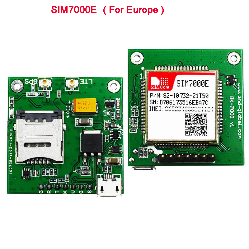 SIM7000E 4G Module Development Kit, Quad-Band LTE-FDD & Dual-Band GPRS/EDGE Module, NB-IOT Breakout Board,CAT M1 (eMTC) футбольный мяч kelme oficial lnfc 17 18 90155 006