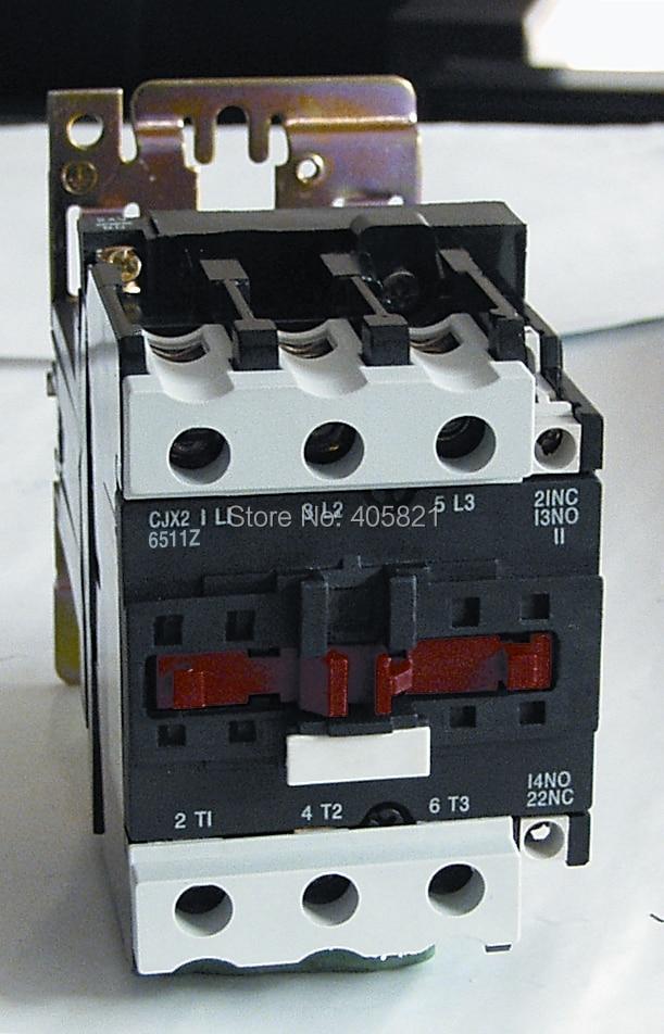 Best quality 65A DC Contactor CJX2-65Z 3P