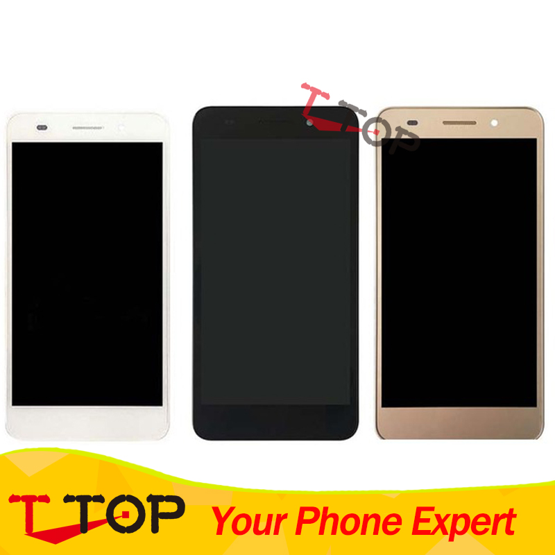 Подробнее о 5.5 inch For Huawei Honor 5A LCD Display and Touch Screen Digitizer Panel Glass Sensor Assembly Without Frame 1PC/Lot new 5 2 inch for huawei honor 7 lcd display monitor with touch screen digitizer glass sensor full assembly repartment