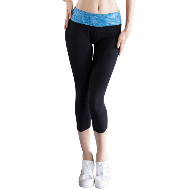 aa8304ab32 2019 Women girl running tights running Pants Sexy Girls Leggings  Compression Dress Pants Sports Tight Pantalones Mujer Fitness