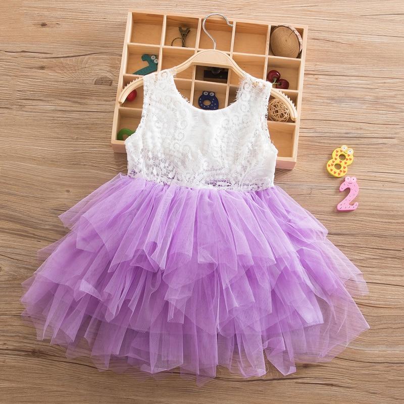 HTB1Bnc.nUR1BeNjy0Fmq6z0wVXaC Summer Dresses For Girl 2018 Girls Clothing White Beading Princess Party Dress Elegant Ceremony 4 5 6 Years Teenage Girl Costume