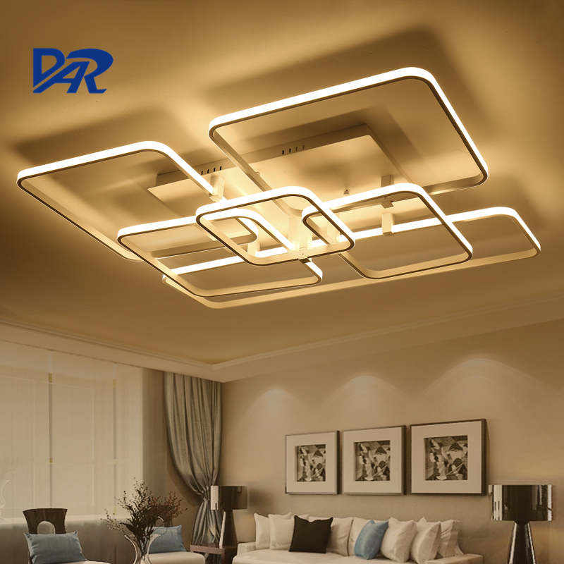 Lights & Lighting Sensible Modern Leaf Design Led Ceiling Lights For Bedroom Living Room Flushmount Lighting Plafondlamp Luminarias Fixtures Moderne Lamps