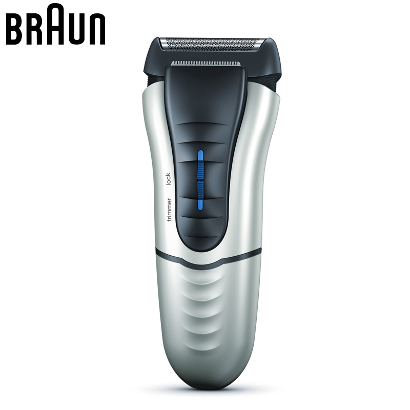 Braun Electric shaver Razor Series 1 150s-1 Safety Shaving Trimmer shavers Razor Rechargeable SmartFoil Washable 100-240v philips s531 rechargeable electric shaver water washable razor