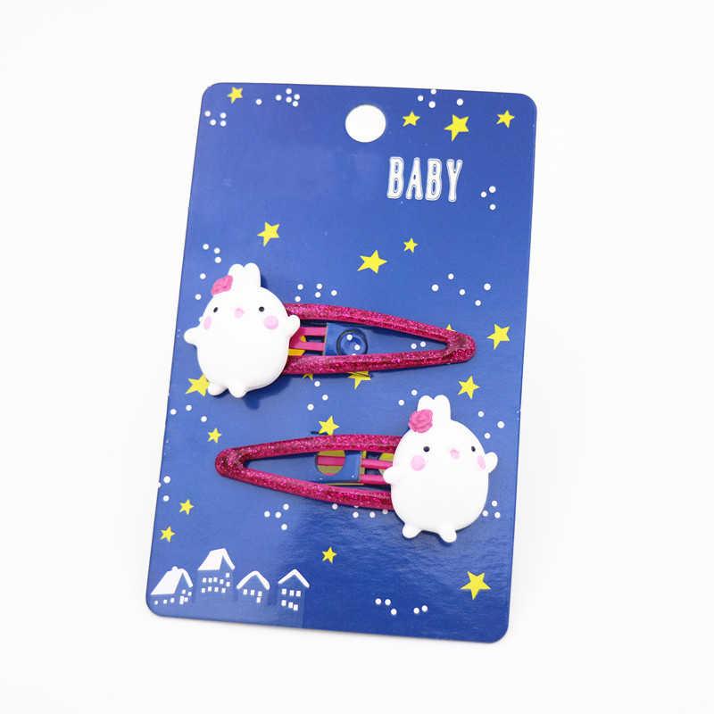 5 Cmbb Klip Bangs Klip Es Krim Carousel Putri Jepit Rambut Perhiasan Anak Gadis Bayi Rambut Aksesoris Hadiah Liburan Bulang