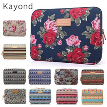 "2020 Brand Kayond Laptop Bag 10,11"",12"",13"",14"",15"",15.6 inch,For ipad Tablet 9.7""Sleeve Cover Case For MacBook Air Pro,Dropship"