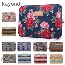 Kayond sac pour ordinateur portable 2020 pouces, 12/13/14/15 pouces 10,11 pouces, housse pour tablette ipad 15.6 pouces, étui pour MacBook Air Pro, livraison directe
