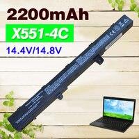 Laptop Battery A31N1319 For Asus A41N1308 X551M A31LJ91 X451CA X451 X551 X451C X451M X551C X551CA 0B110
