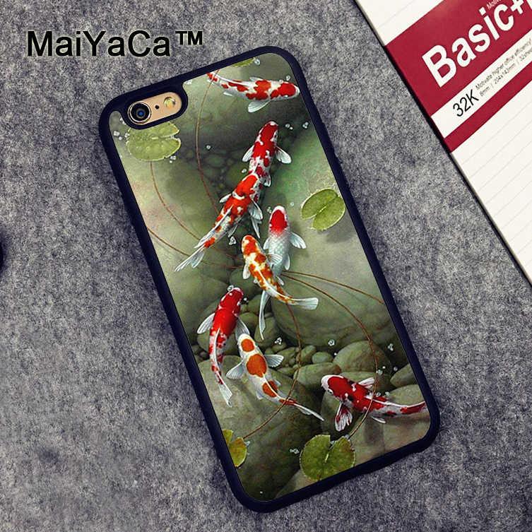 coque iphone 6 koi