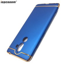 For Nokia 7 Plus Case Capa KOOSUK Luxury Business PC 3 in 1 Phone Back Cover Nokia7+ Coque