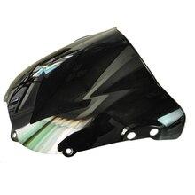 Черный/Прозрачный Цвет Мотоцикла Охватывает Мотоцикл Ветрового Лобовое Стекло Для HONDA CBR900RR 1994-1997