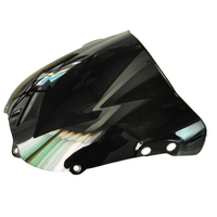 Black Transparent Color Motorcycle Covers Windshield Motorbike Windscreen For HONDA CBR900RR 1994 1997