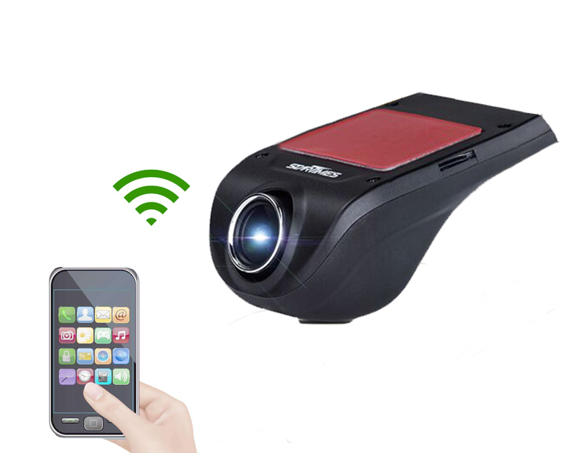 Dash Cam Novatek96655 Sony IMX322 WiFi 1080P Car DVR Registrator Video Recorder auto camera Dashcam Hidden mini camera wifi car dvr dash cam camera digital video recorder full hd 1080p novatek 96655 imx 322 for vw touareg 2014 2015 registrator