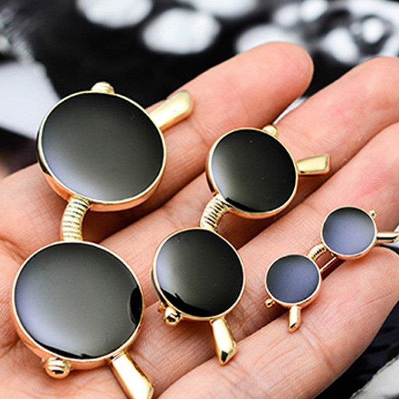 Zlxgirl Jewelry Three Size Jet Color Sunglasses Pin Brooch