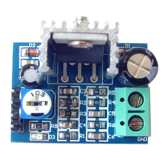 US $5 99 |12pcs TDA2030A Amplifier Module TDA2030 Audio Amplifier Module  for Arduino-in Integrated Circuits from Electronic Components & Supplies on