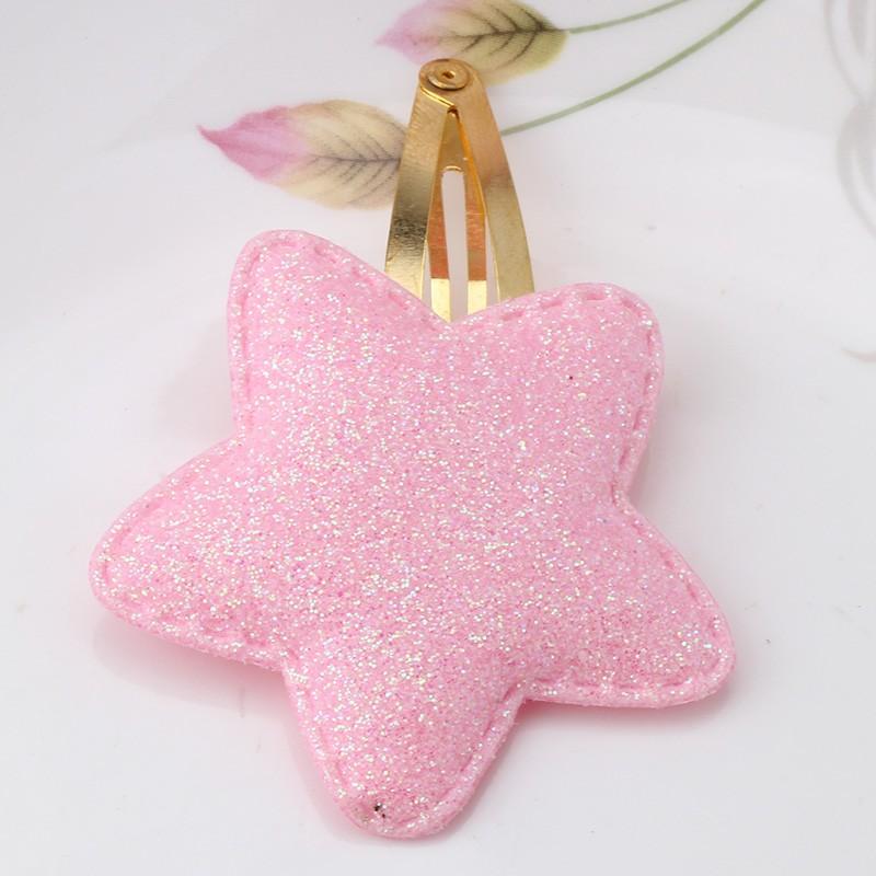 HTB1BnfHJFXXXXcQXpXXq6xXFXXXJ Sparkling Glitter Sequins Heart Butterfly Stars Girl Hair Clip - 3 Styles