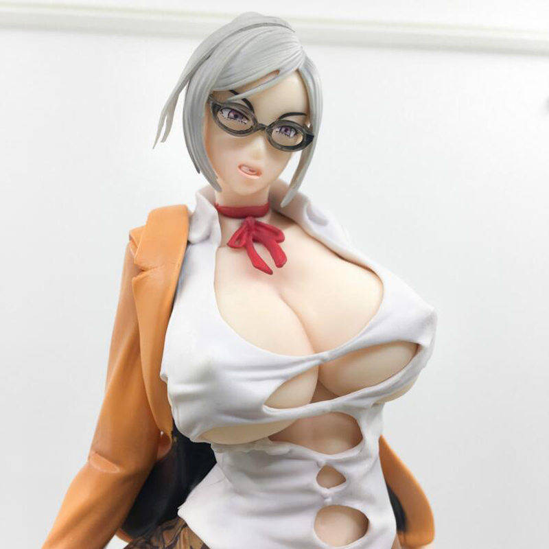 sexy figure Anime Prison School Meiko Shiraki Sexy Action Figures PVC Collection Model toys brinquedos Gift цены