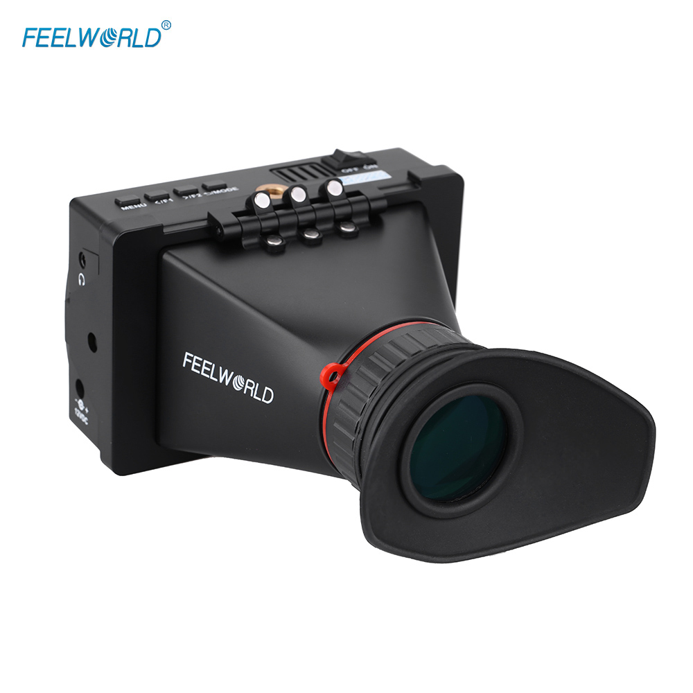 Camera Dslr Camera Viewfinder online buy wholesale electronic viewfinder camera from china feelworld s 350 2 5x magnification sdi 3 5 lcd screen for dslr