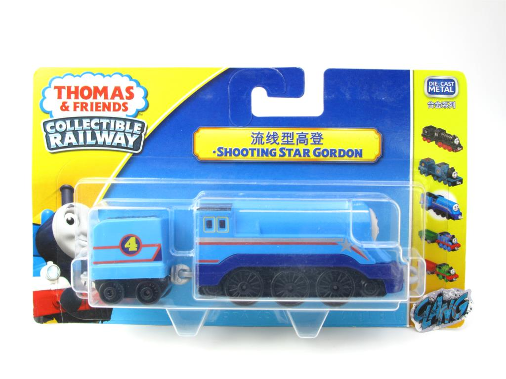 1:64 Diecasts Vehicles Thomas T063N GORDON Thomas And Friends Magnetic Tomas Truck Engine Railway Train Toys for Boys NIB