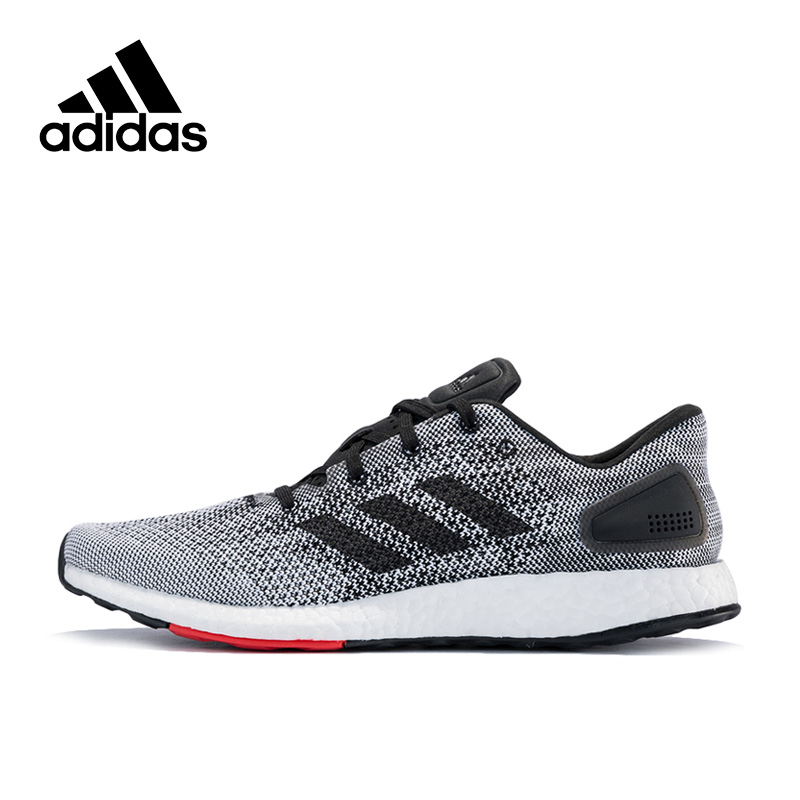 Adidas Official PureBOOST DPR New Arrival Mens Breathable Running Shoes Sports Sneakers S80993