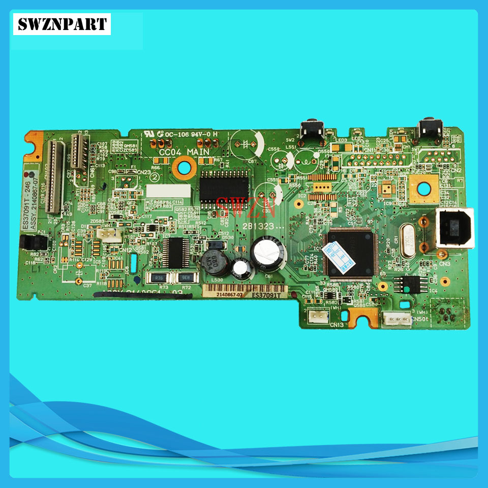 FORMATTER PCA ASSY Formatter Board logic MainBoard mother Main board For Epson L300 L301 2140867