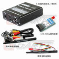 Aomway 5.8Ghz 500mW A/V Transmitter +5.8g 32ch Receiver built-in DVR (TX+RX)
