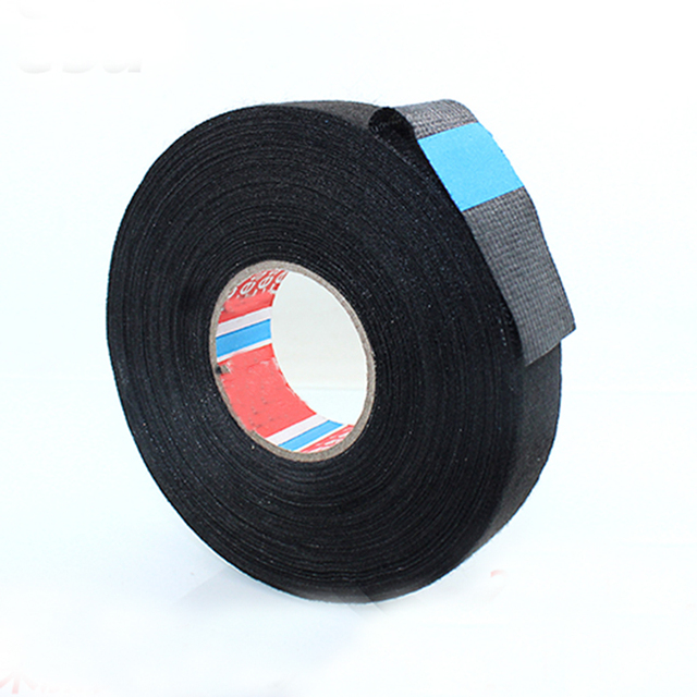 Wiring Loom Harness Adhesive Cloth Fabric tape 19mm 25m Classic Car Motorcycle_640x640 aliexpress com buy wiring loom harness adhesive cloth fabric wiring loom harness adhesive cloth fabric tape at alyssarenee.co