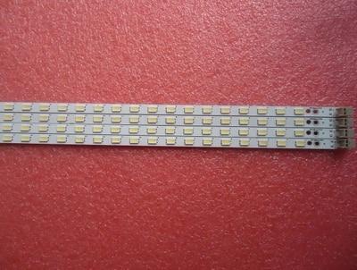 676mm LED Backlight Lamp strip 80leds For Sharp 60inch TV LCD TV LCD-60LX830A LCD-60LX531A E329419 LCD-60LX530A 960A 850A 830A