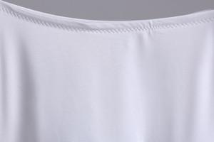 Image 4 - Trouwjurken hoepelrokrok lycra taille jupon tulle mariage wit wedding onderrok drukte crinoline WAS10040