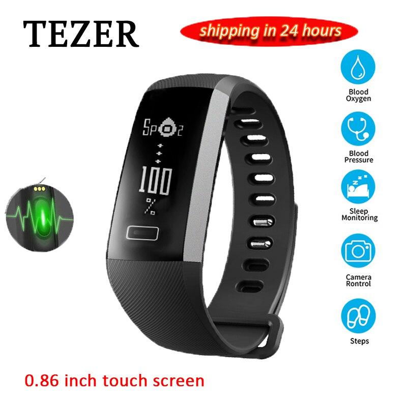 Uhren Herrenuhren R5 Pro M2 Smart Handgelenk Band Herzfrequenz Blutdruck Sauerstoff Oximeter Sport Armband Uhr Intelligente Für Ios Android Smartband