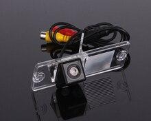CCD автомобиля обратный Камера для Mitsubishi Pajero Зингер L200 Реверсивный резервного заднего вида Парковка Комплект Ночное видение бесплатная доставка